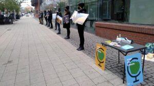 wege dla klimatu 2 300x169 - Poznań: Wege dla klimatu, czyli zrezygnuj z mięsa, by ratować Ziemię