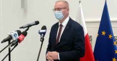 wojewoda Łukasz Mikołajczyk