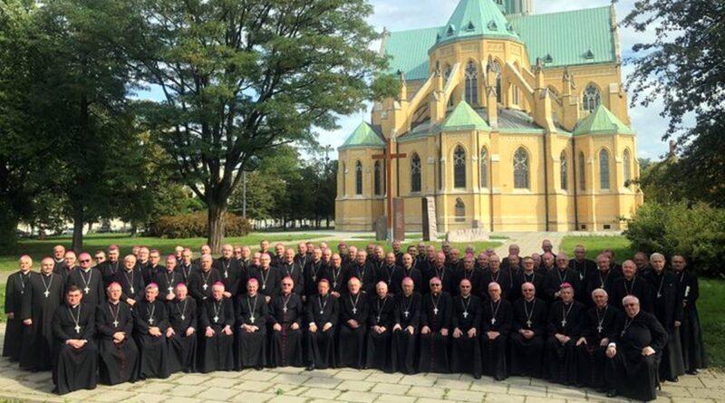 zebranie plenarne Komisji Episkopatu Polski fot. KEP