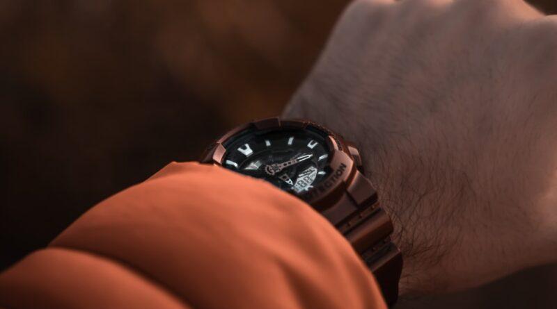 zegarek fot. art. spon.