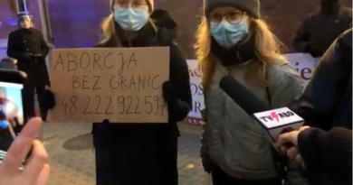 aborcja bez granic, szpital na Polnej prt scr