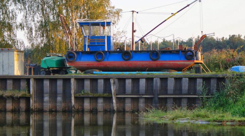 Aquanet ujęcie wody Krajkowo nad Wartą fot. Sławek Wąchała
