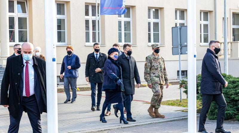 Dowództwo V Korpusu Sił Lądowych USA w Polsce fot. Sławek Wąchała