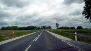 droga wojewodzka wyrzysk fot. umww 300x169 - Piła: Nowa droga do Wyrzyska już jest