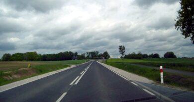 droga wojewódzka, Wyrzysk fot. UMWW