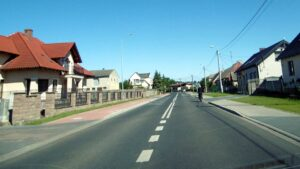 droga wojewodzka wyrzysk fot. umww2 300x169 - Piła: Nowa droga do Wyrzyska już jest