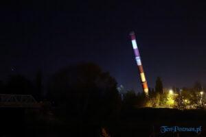 ec i garbary upadek 100 metrowego komina krok po kroku fot. magda zajac 18 300x200 - Poznań: Nie ma już komina elektrociepłowni na Ostrowie Tumskim!
