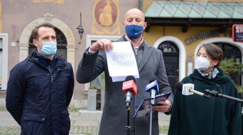 Grzegorz Jura, Jakub Rutnicki, Joanna Jaśkowiak fot. K. Adamska