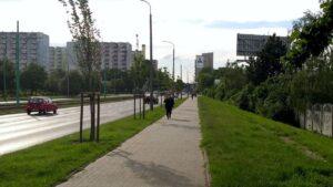 hetmanska fot. zdm 300x169 - Poznań: Uwaga na Hetmańskiej! Remont ciągu pieszo - rowerowego