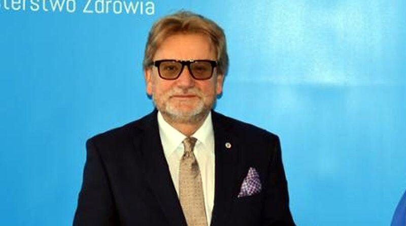 Jarosław Pinkas fot. Ministerstwo Zdrowia