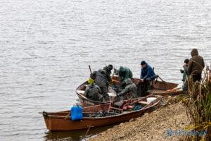jezioro malta odlow ryb fot. slawek wachala 4363 300x200 - Poznań: W Malcie trwa... wielkie łowienie ryb