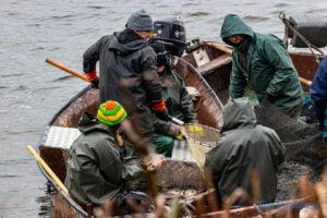 jezioro malta odlow ryb fot. slawek wachala 4374 300x200 - Poznań: W Malcie trwa... wielkie łowienie ryb