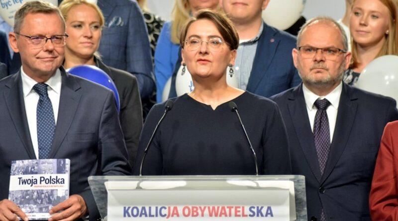 joanna jaskowiak fot. k. adamska 800x445 - Poznań: Joanna Jaśkowiak kontra komunia święta