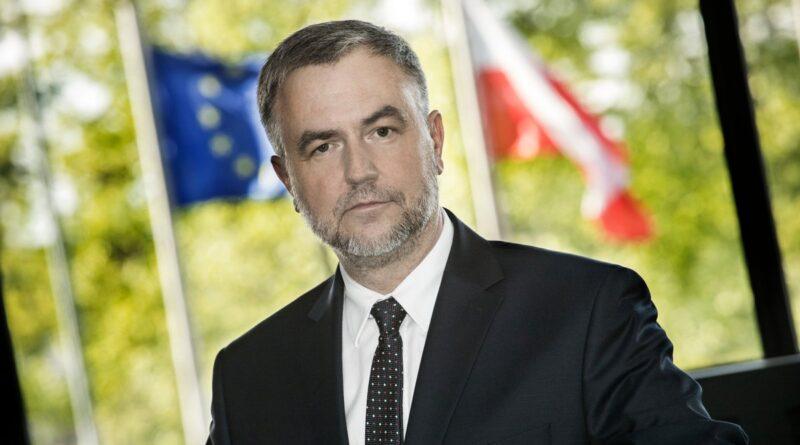 Marszałek Marek Woźniak fot. UMWW