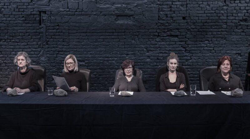 Niewidzialne kobiety. Jak dane tworzą świat skrojony pod mężczyzn fot. Teatr Ósmego Dnia