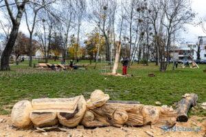 park im. jana heweliusza rzezby krzysztofa wizy fot. slawek wachala 2867 300x200 - Poznań: W parku Heweliusza powstała galeria rzeźb