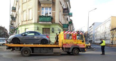 parkowanie fot. SMMP