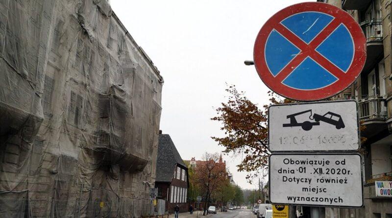 parkowanie Łazarz fot. ZDM