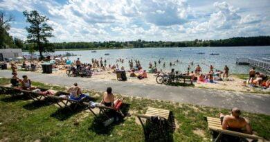 plaża Kiekrz fot. UMP