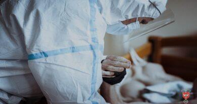 pomoc przy pandemii koronawirusa fot. DWOT