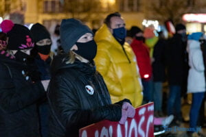 proces kobiecego ciala strajk kobiet fot. slawek wachala 3139 300x200 - Poznań: Strajk Kobiet przespacerował się przez miasto