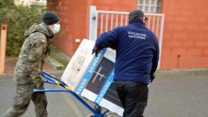 Wronki: Lodówki i pralki dla szpitala tymczasowego