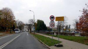 srodka zmiana organizacji ruchu fot. zdm4 300x169 - Poznań: Zmiany w organizacji ruchu na Śródce