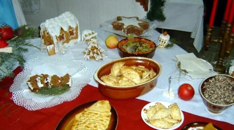 stół, Wigilia