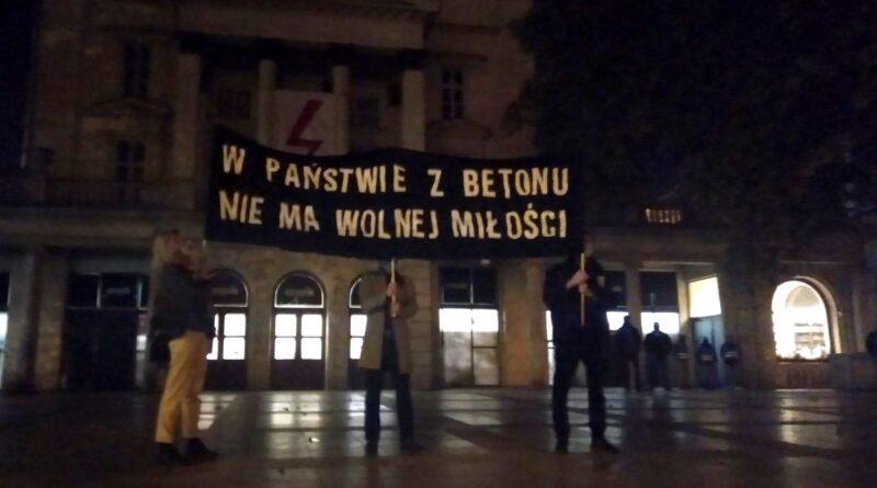 Strajk Kobiet dla nauczycieli