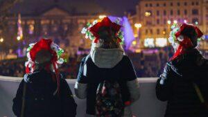 Strajk Kobiet - Polka Niepodległa fot. S. Wąchała