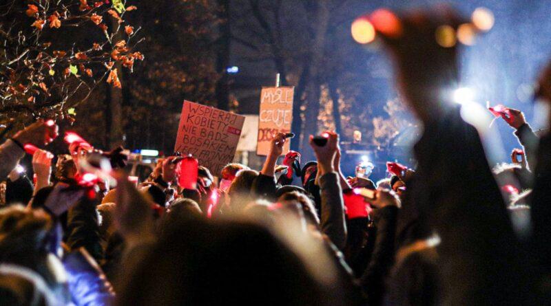 strajk kobiet polka niepodlegla fot. s. wachala11 1 800x445 - Poznań: Strajk Kobiet zaprasza na spacer
