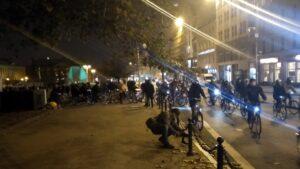 strajk kobiet przejazd rowerzystow2 300x169 - Poznań: Rowerzyści ze Strajku Kobiet pojechali po aborcję