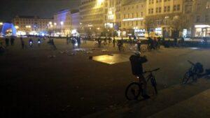 strajk kobiet przejazd rowerzystow4 300x169 - Poznań: Rowerzyści ze Strajku Kobiet pojechali po aborcję