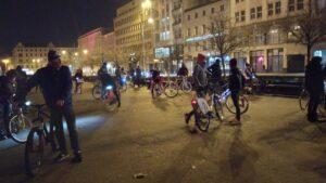 Poznań: Rowerem po aborcję - edycja specjalna