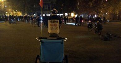 Strajk Kobiet rowerem po aborcję