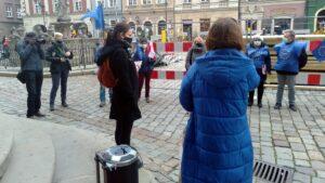 veto za veto4 300x169 - Poznań: Veto za veto, czyli protest przeciwko wychodzeniu z UE
