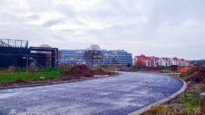 wartostrada pod mostem chrobrego fot. pim3 300x169 - Poznań: Łącznik Wartostrady przy moście Chrobrego prawie gotowy