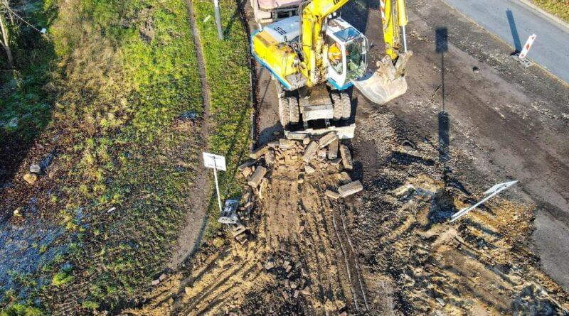wiadukt kurlandzka budowa2 800x445 - Poznań: Skarga miasta w sprawie Kurlandzkiej uznana