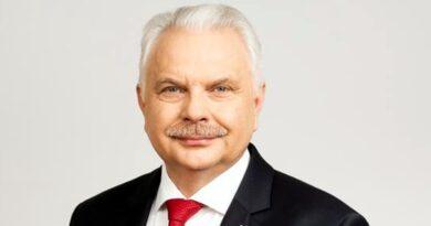 Wiceminister Waldemar Kraska fot. KPRM