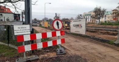 zmiany w organizacji ruchu na trasie tramwaju na Naramowice fot. PIM