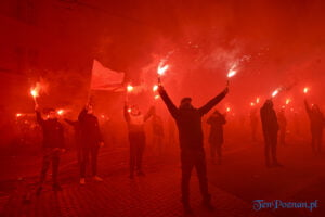 27 grudnia 16 40 racowisko fot. slawek wachala 0096 300x200 - Poznań: Racowisko dla uczczenia Powstania Wielkopolskiego. Zobaczcie zdjęcia!