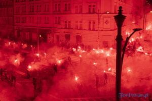 27 grudnia 16 40 racowisko fot. slawek wachala 7842 300x200 - Poznań: Racowisko dla uczczenia Powstania Wielkopolskiego. Zobaczcie zdjęcia!
