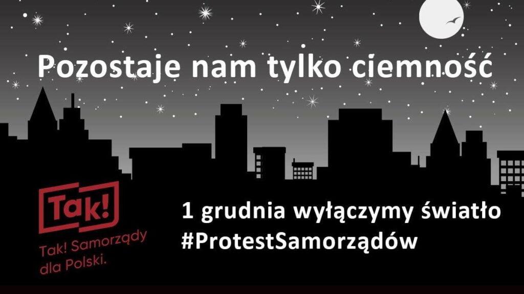 akcja pozostaje nam tylko ciemnosc fot. ump 1024x576 - Poznań: W urzędzie zgaśnie światło