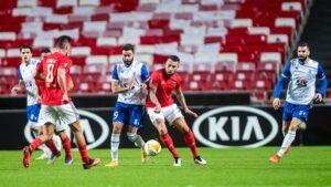 benfica lizbona lech poznan fot. p. szyszka lech poznan2 300x169 - Benfica Lizbona - Lech Poznań: fatalny mecz, fatalny wynik