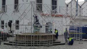 dekoracje na boze narodzenie3 300x169 - Poznań: Dekoracje świąteczne już są!