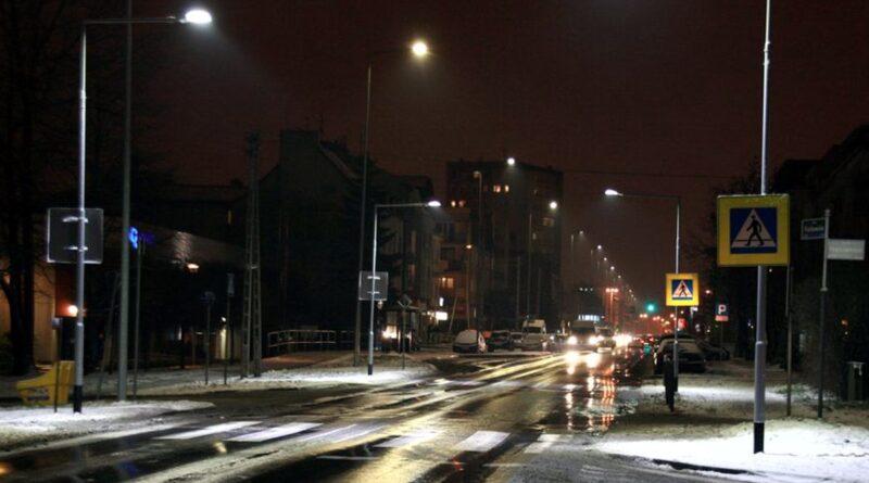 doświetlone przejścia dla pieszych fot. ZDM