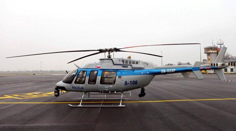 helikopter Bell-407 GXi fot. policja