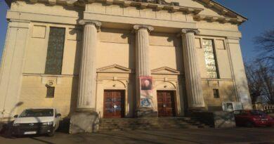 kościół Zmartwychwstania Pańskiego na Wildzie