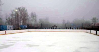 lodowisko, Września fot. UM Września
