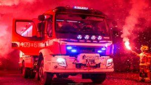 nowe wozy strazackie fot. wuw 300x169 - Wielkopolska: Sześć nowych wozów strażackich za frekwencję już dojechało